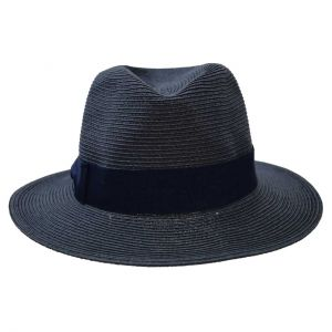 Navy Blue Josephine Hat