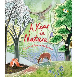 A Year in Nature Book