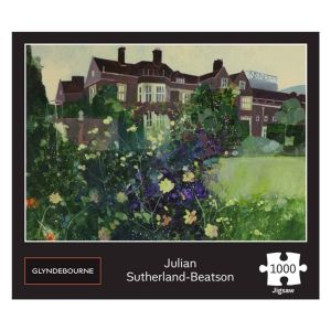 'Glyndebourne House' Jigsaw Puzzle by Julian Sutherland-Beatson