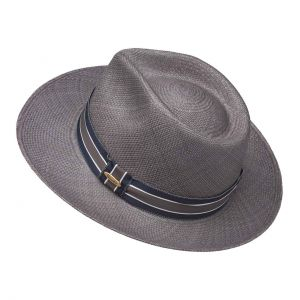 Graphite Panama Hat