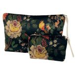 The Night Rose - Velvet Clutch & Purse Set