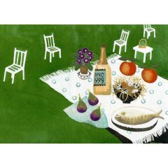 Glyndebourne Festival Programme Book Cover 1999 Poster by Mary Fedden