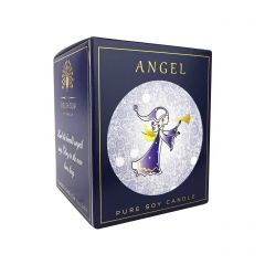 Angel Soy Wax Candle