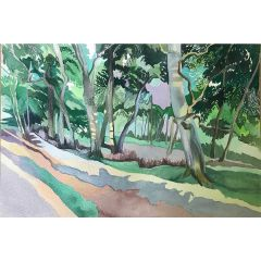 Beech Trees by Rosie Lascelles