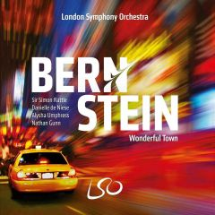 Bernstein's Wonderful Town CD