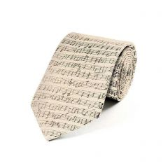 Music Sheet Notes Tie