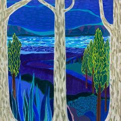Double Vision by Linda Jamieson