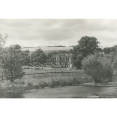 Ilse Bing 'The gardens at Glyndebourne' 1937 (2021) Limited Edition Print
