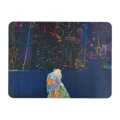 'Liebestod' Set of 4 Placemats by Tom Hammick