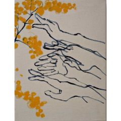 Mimosa Tree by Morag Caister