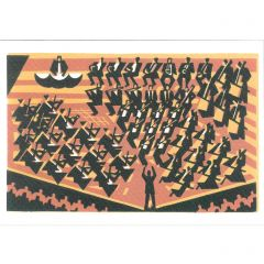 Orchestra Greetings Card