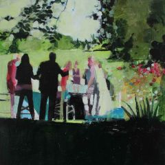 Picnic in Shadow by Julian Sutherland-Beatson