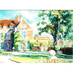 Glyndebourne House Greetings Card