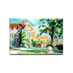 Glyndebourne House by Polly Raynes Magnet