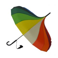 Rainbow Pagoda Umbrella