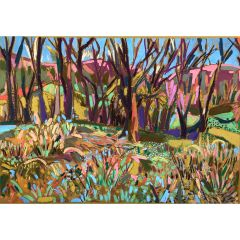 View towards Hope Bowdler by Christabel Forbes