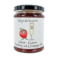L'elisir d'amore Strawberry & Champagne Jam