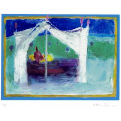 Tent Limited Edition Print by Anthony Fry