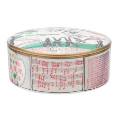 'Drop Curtain' Trinket Box by David Hockney