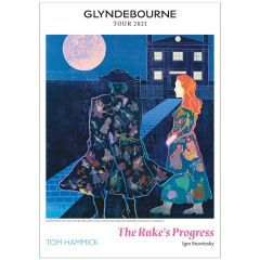 The Rake's Progress Limited Edition Signed Poster by Tom Hammick