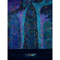 The Unending Sky (2020) by Tom Hammick