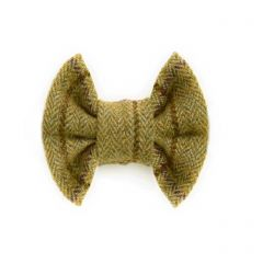Tweed Dog Bow Tie
