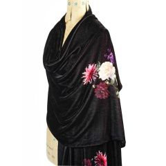 The Golden Age Mantle Cloak Shawl