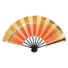 Vintage Japanese Fan - Sunrise