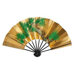 Vintage Japanese Fan - Branch